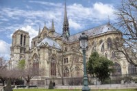 Notre Dame de Paris II Fine-Art Print