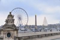 Place de la Concorde Fine-Art Print