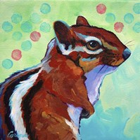 Chipmunk Fine-Art Print