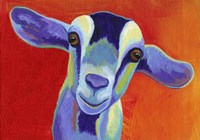 Pop Goat Fine-Art Print