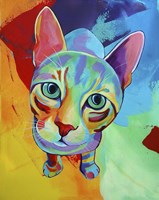 Ace Cat Fine-Art Print