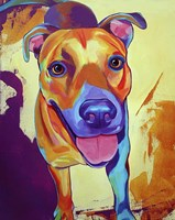 Kelsea Dog Fine-Art Print