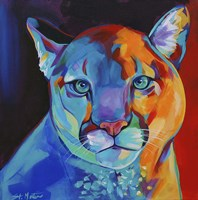 Mountain Lion Fine-Art Print
