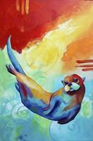 River Otter Fine-Art Print