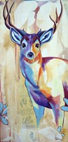 White Tail Deer Fine-Art Print