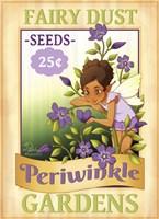 Periwinkle Seeds Fine-Art Print