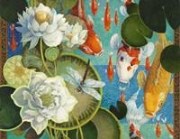 Koi Pond Fine-Art Print