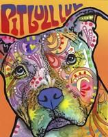 Pit Bull Luv Fine-Art Print
