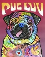Pug Luv Fine-Art Print