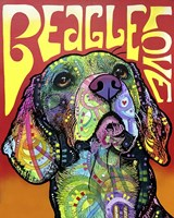 Beagle Love Fine-Art Print
