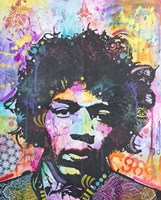 Hendrix 6 Was 9 Fine-Art Print