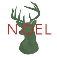 Deer Head Fine-Art Print