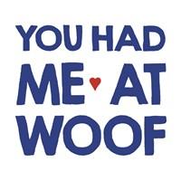 Crazy Woof Fine-Art Print