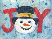 Snow Joyous Fine-Art Print