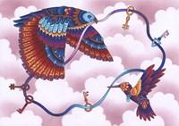Animals Lovers - Birds Fine-Art Print