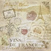 French Wine Fine-Art Print
