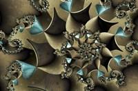 Turquoised Bronze Fine-Art Print