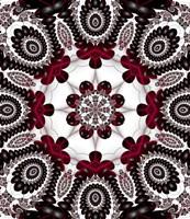 Mod Pod 1 Red Fine-Art Print