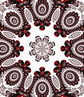 Mod Pod 2 Red Fine-Art Print