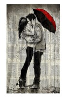 Rainfall and Kisses Fine-Art Print