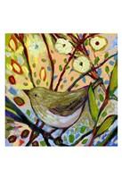 Modern Bird IV Fine-Art Print