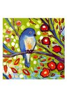 Modern Bird III Fine-Art Print