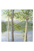 Cooper Lake II Fine-Art Print