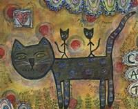 Kitty Kat Ride Fine-Art Print