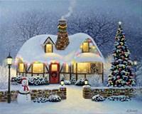 Candlelight Christmas Fine-Art Print
