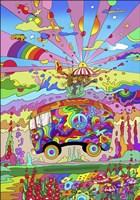 Magic Bus Fine-Art Print