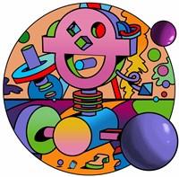 Morebo Circle Fine-Art Print