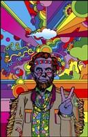 Psychedelic - Abe Fine-Art Print