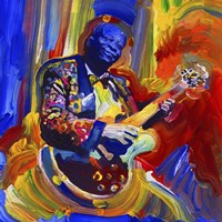 Bb King Fine-Art Print