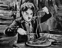 Charlie Chaplin Fine-Art Print