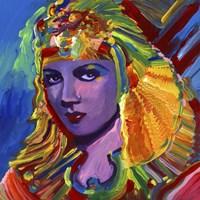 Claudette Colbert Cleopatra Fine-Art Print