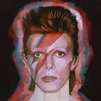 David Bowie Alladin - Sane Fine-Art Print