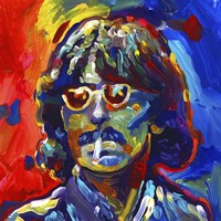 George Harrison Glasses Fine-Art Print