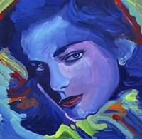 Lauren Bacall Fine-Art Print