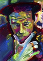 Tom Waits Fine-Art Print
