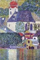 St Wolfgang Church Fine-Art Print