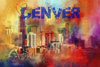 Sending Love To Denver Fine-Art Print