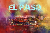 Sending Love To El Paso Fine-Art Print