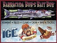 Barracuda Bob Fine-Art Print