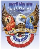 Stand Up Fine-Art Print