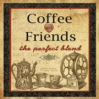 Coffee and Friends Fine-Art Print