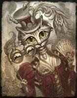 Lady Steam Fine-Art Print