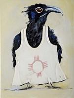 Crow Vest Fine-Art Print