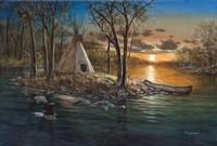 Native Lands Fine-Art Print