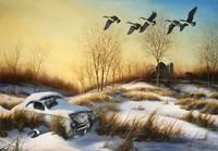 Winter Retreat 2 Fine-Art Print