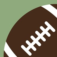 Football Close-ups - Ball Fine-Art Print
